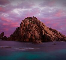 Sugarloaf Rock by Andrew  Semark