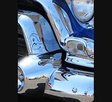 1955 GMC Pickup Street Rod Chrome Bumper - Liquid Metal T-Shirt