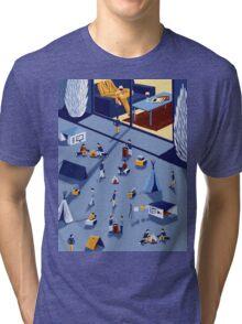 Inside/Outside Tri-blend T-Shirt