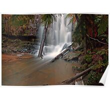 Lilydale Falls......Out with Red Bubblers!!! Poster
