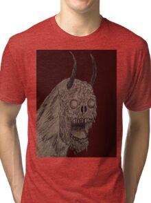 Goo Face Tri-blend T-Shirt