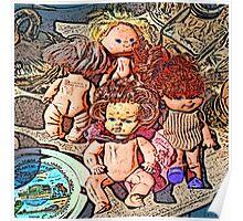 Dolls #1 Poster