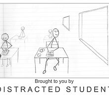Distracted Student by Abno