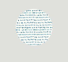 Blue dots Unisex T-Shirt