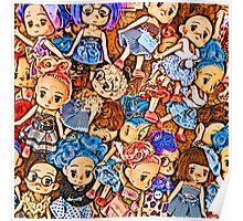 Dolls #3b Poster