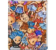 Dolls #3b iPad Case/Skin