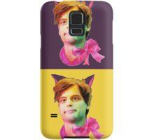Gubler Cat popart Samsung Galaxy Case/Skin