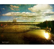 The Mermaids Tale Photographic Print