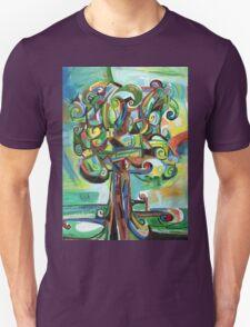 Lyrical Tree T-Shirt