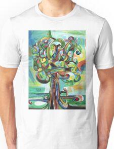 Lyrical Tree Unisex T-Shirt