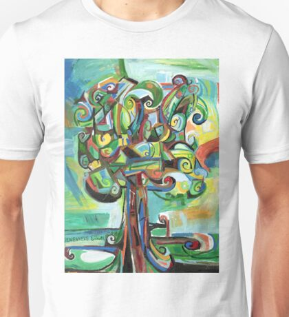 Lyrical Tree Unisex T-Shirt
