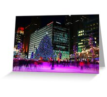 Made In Detroit  -  Campus Martius Park Greeting Card