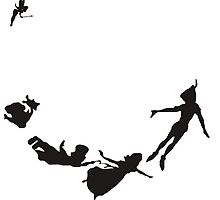Peter Pan by darlinqe