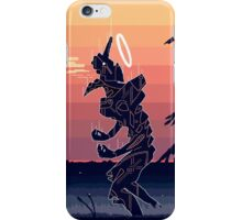 Pixel Art Eva iPhone Case/Skin