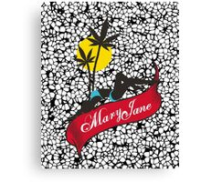Mary Jane 4 Canvas Print