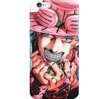 Gyro Zeppeli iPhone Case/Skin