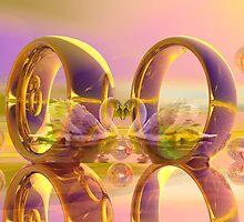 Wedding rings by walstraasart