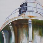Aspect of the Fingal Light No. 1 by Elaine Green