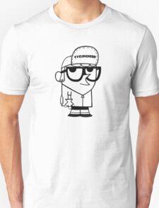 Cycling Nerd! Unisex T-Shirt
