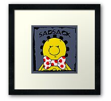 SadSack. Framed Print