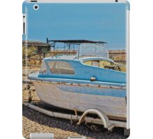 FABULOUS DAY FOR A CRUISE iPad Case/Skin