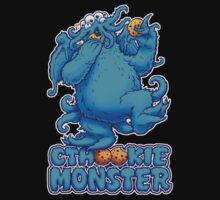 CTHOOKIE MONSTER Kids Clothes