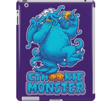 CTHOOKIE MONSTER iPad Case/Skin