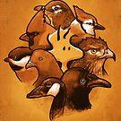 Birdies! by RonanLynam