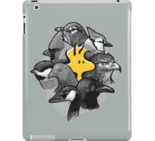 Birdies! iPad Case/Skin