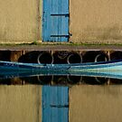 The mirror boat by Ixelkhan