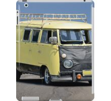 1967 VW Bus 'Vans a Rock'n' I iPad Case/Skin