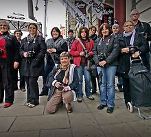 Scott Kelby - Worldwide Photo Walk Geelong team by AlMiller