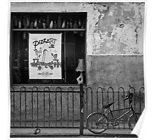 Pizzart Poster