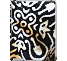 Black Bandana  iPad Case/Skin
