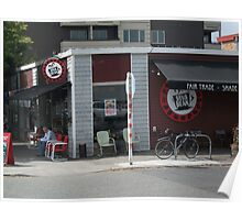 The Java Shop Poster