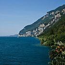 Lake Garda - Tremosine by imagic