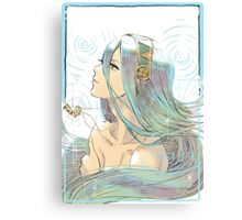 Fire Emblem if / Fates - Aqua / Azura Canvas Print
