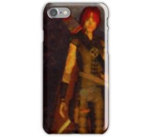 Warrior Queen by Sarah Kirk iPhone Case/Skin