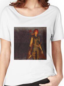 Warrior Queen by Sarah Kirk Women's Relaxed Fit T-Shirt