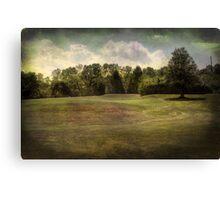 Mound Canvas Print