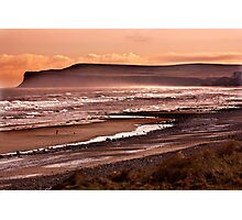 Saltburn Bay Photographic Print