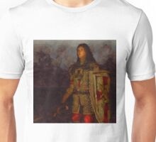 Knight of the Round Table by Sarah Kirk Unisex T-Shirt