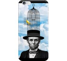 Abe Canary iPhone Case/Skin