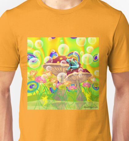 Fairies and Frog Unisex T-Shirt