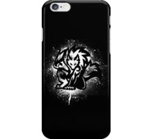 Tribal Werewolf v2 iPhone Case/Skin