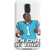 In Cam We Trust - 16 bit Edition Samsung Galaxy Case/Skin