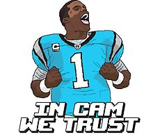 In Cam We Trust - 16 bit Edition by elpaulli