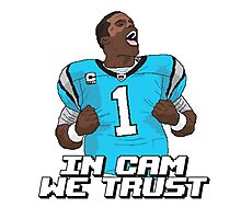 In Cam We Trust - 16 bit Edition Photographic Print