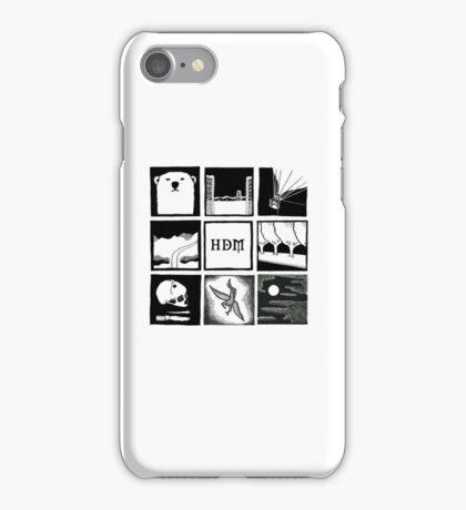His Dark Materials Square iPhone Case/Skin