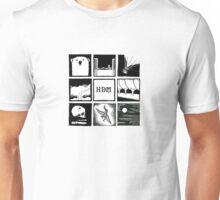 His Dark Materials Square Unisex T-Shirt